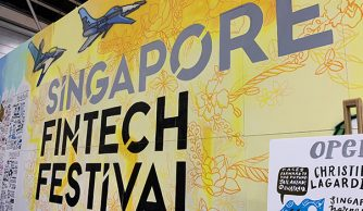 Checking out the vibrant tech scene in Singapore