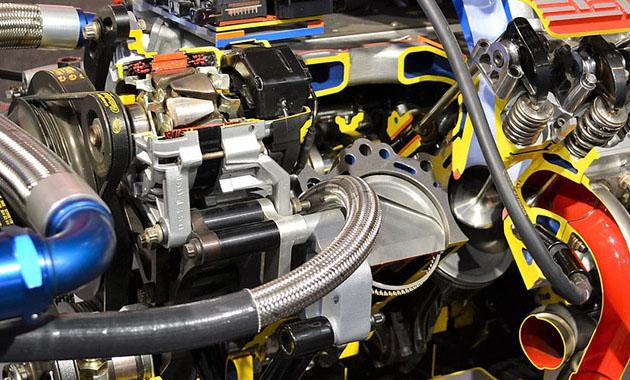 predictive maintenance - engine requiring maintenance