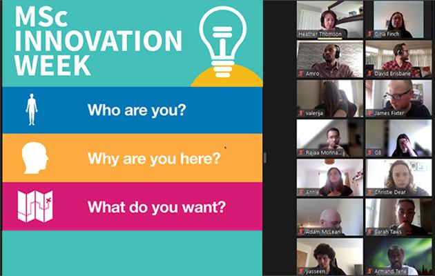 MSc Innovation Week