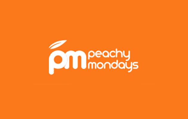 peachy mondays logo
